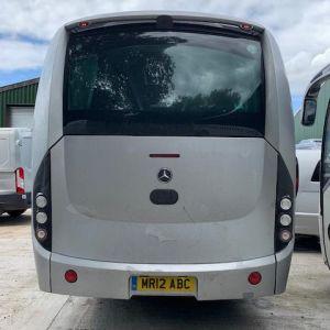 27 seater coach