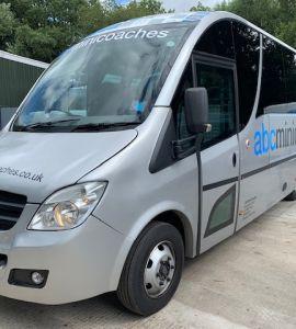 27 seater coach-1