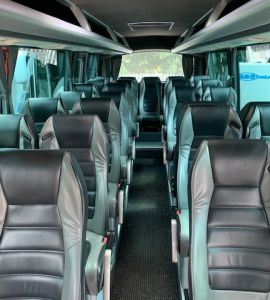 27 seater coach-2