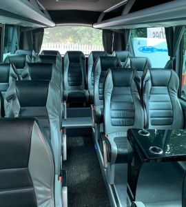 27 seater coach-3