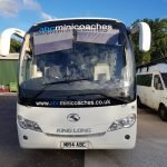 33 Seater coach hire Reading