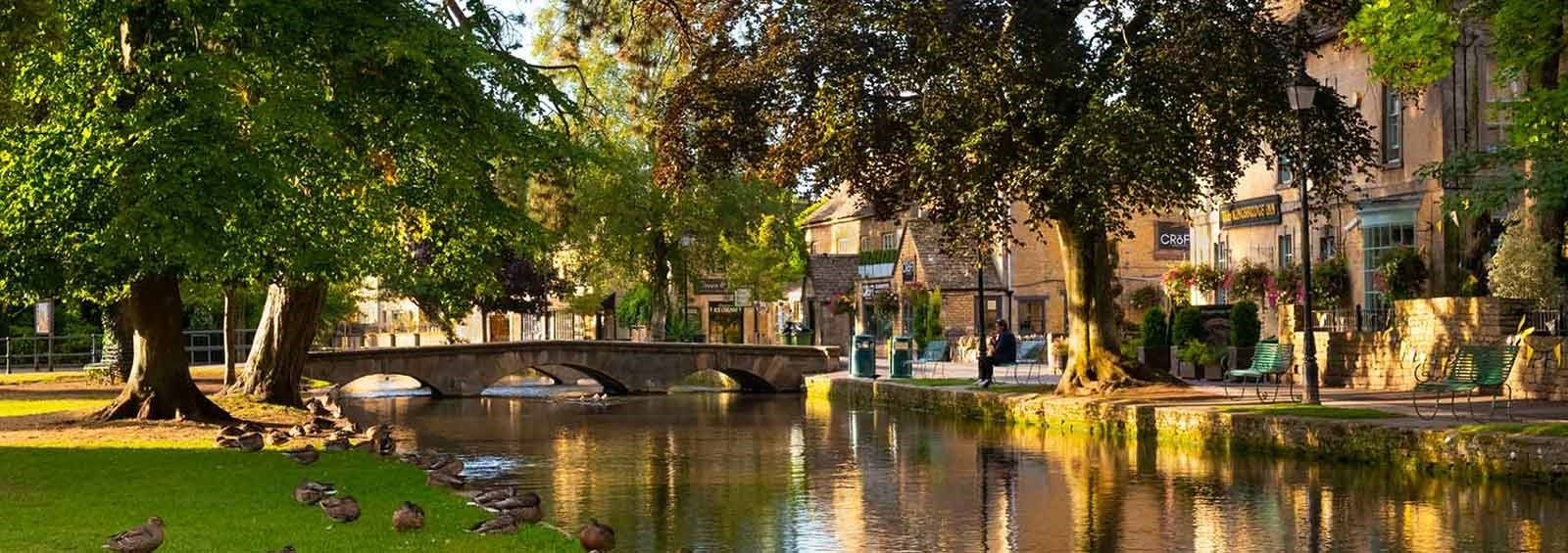Burton-on-water Tours